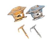 AT-03 Dorn (Sicherheitssverschluss)  erhältlich in: silberfarben, goldfarben