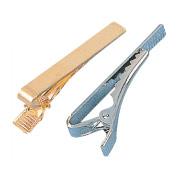 AT-27 Krawattenklemme  erhältlich in: silberfarben, goldfarben