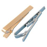 AT-28  Krawattenklemme  erhältlich in: silberfarben, goldfarben