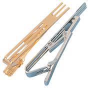 AT-29 Krawattenklemme  erhältlich in: silberfarben, goldfarben